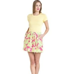 Lilly Pulitzer Daiquiri Pink Floater Whitley Skirt